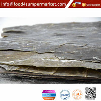 New crop dried konbu kelp