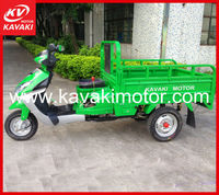 Guangzhou KAVAKI new model Mini mope three wheel cargo motorbikes /motorcycles/tricycle for lady