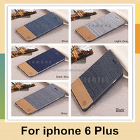 Flip Wallet Leather Case Cover Etui Folio Housse Coque for iphone 6 / 6 Plus 5.5 for ipod touch 5 /Touch 4/Touch 3/Touch 2