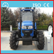 small tractor with tracks 60hp 4wd farm tractor with front loader