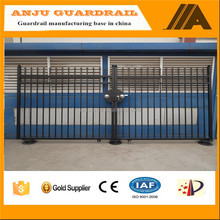 AJ-GATE010 High quality gates and steel fence design