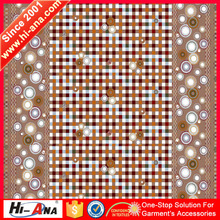 hi-ana fabric2 Export to 70 countries new design textile fabric for bed cover