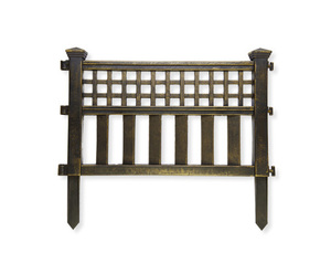 decorative garden fence plastic garden fence small fences for gardens