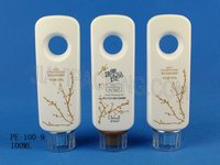 100ml cosmetic bottle for cream and lotion tottle