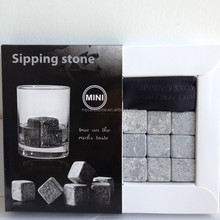 Granite dice ice whisky stone cube stone