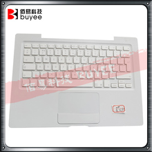 "Top Case BE/CA/DM/FR/UK Keyboard with Trackpad Touchpad for MacBook 13"" A1181"