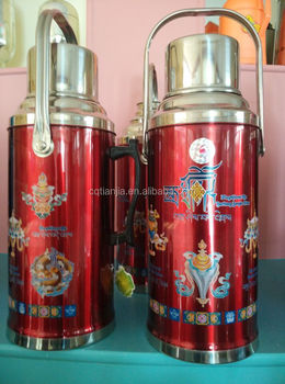 stainless steel thermos 909C with China style