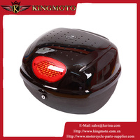 Motorcycle delivery food box,motorcycle tail box also from factory with high quality