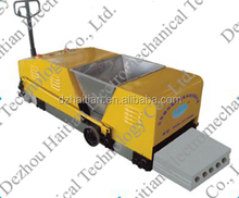 low cost lightweight precast concrete partition wall panel extruder forming making machine
