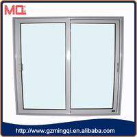 fashionable design interior large balcony sliding aluminum doors for house