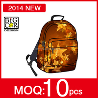 Factory supply 600D sublimation Knapsack,funny school supplies,chinese school supplies backpack