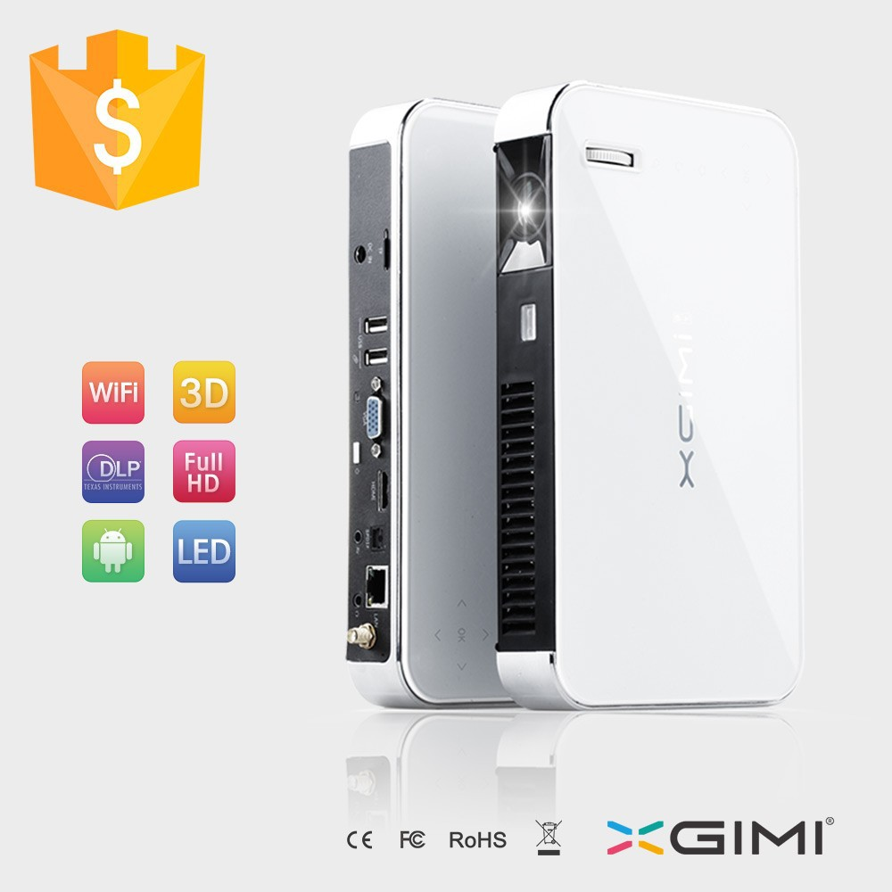 hotsell ! xgimi high brightness wifi 3d pocket projector