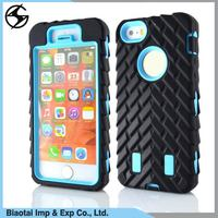 For iphone 6,6 plus,5s,5c,4 case heavy duty 3 in 1 silicone pc hybrid combo armor mobile phone back cover defender case