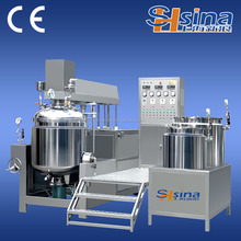vacuum mixer homogenizer for milk
