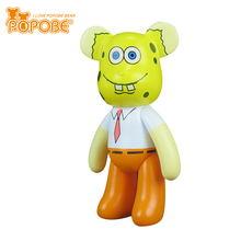 Wholesale hot toys plastic PVC Spongebob action figures