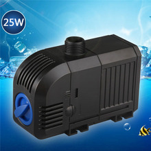 SUNSUN HJ-1500 400GPH 25W Adjustable Micro Submersible Water Pump Ultra-quiet Filter Pump Fish Tank Powerhead Fountain