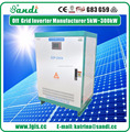 Intelligent 25kw off grid wind solar system inverter