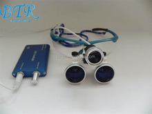 Medical Magnifier Glasses and LED head lamp X-LED Led Film View Box x ray viewer dental supplies