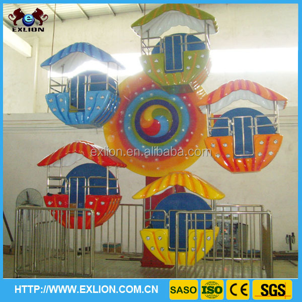 for kids Amusement park Rides Electric small Ferris wheel for sale
