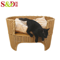 handmade durable small plastic dog indoor houses small cat houses for small pets