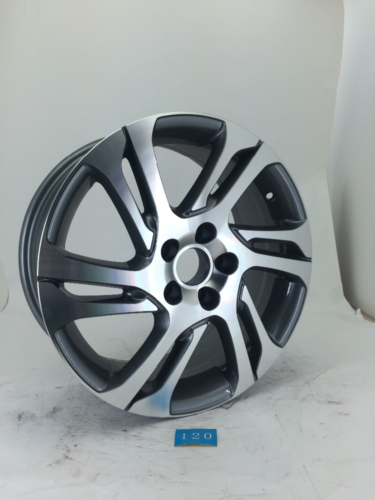 "17""18"" Aluminum Alloy Car Wheel Rims 120 for Volvo from Chinese factory"