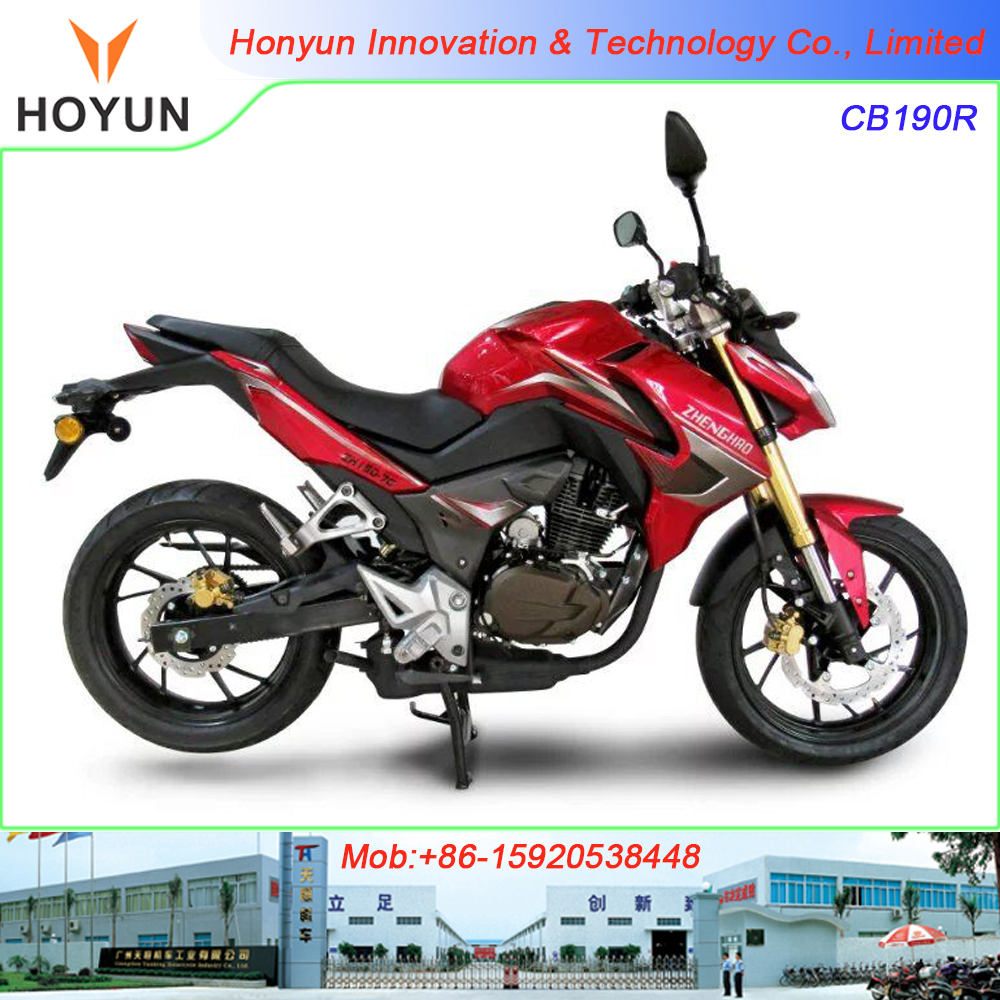 Hot sale new design made in Guangzhou HOND CBF190 CB190R motorcycles