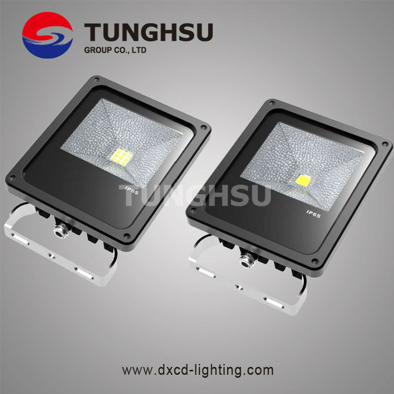 UL DLC TUV GS SAA VEET IPART Listed 62000hours lifespan 120lm/w LED Flood Light 200W