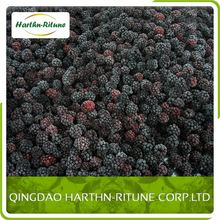 Dark Red or Black Frozen Blackberry Organic