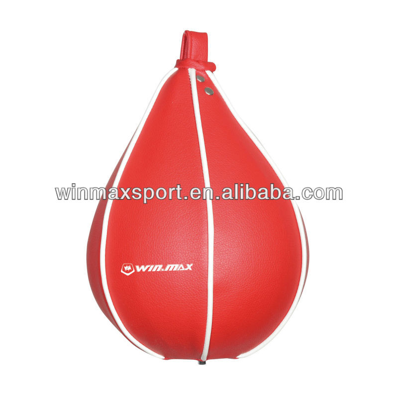 Top quality boxing equipment punching bag exercise body building fitness focus speed balls cheap exercise balls