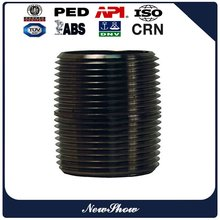 Seamless Schedule 80 Extra Heavy Close Pipe Nipple, M-NPT Threaded Both Ends