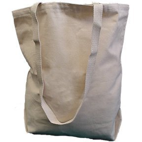 [super Deal] Organic Cotton Tote Bag