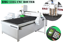 cnc router with rotational axis