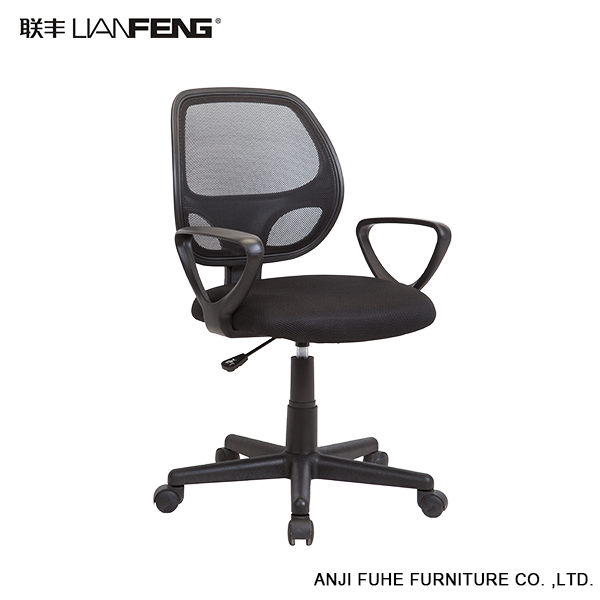 Factory direct sale middle back mesh office chair