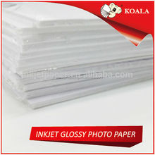 KOALA 230 gsm High glossy inkjet resin coated photopaper