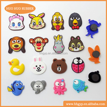 Customized multiful cartoon design soft pvc rubber fridge magnet