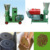 NEWEEk high output small electric pet food fish meal poultry pellet feed machine for sale