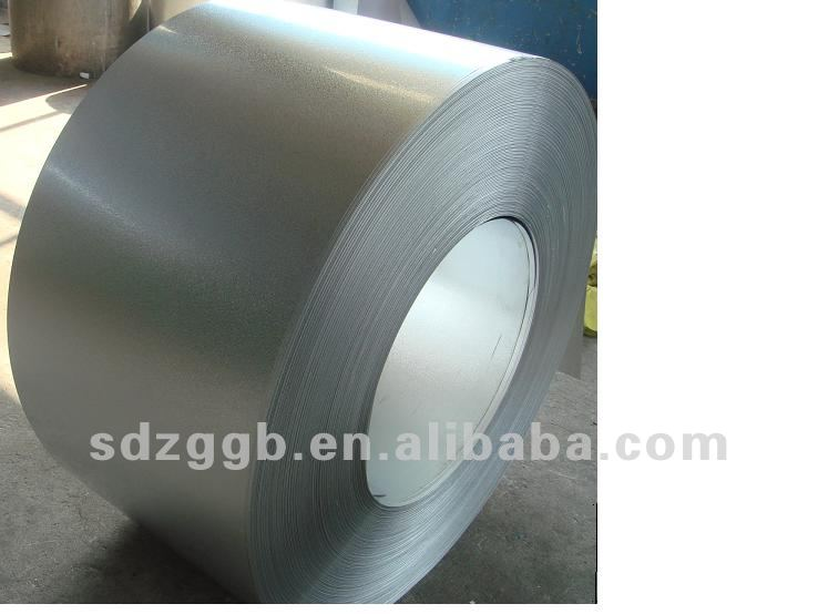 aluminium zinc coated steel