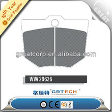 WVA29626 disc brake pads price