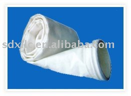 high temperture filter socks for refuse incineration plant with PTFE needled felt