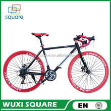 21 24 27 speed road racing bicycle bike with steel frame