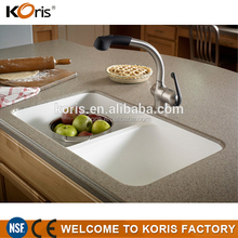 2016 Cheap ceramic acrylic kitchen sink prices in dubai
