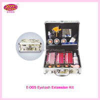 High quality makeup kit.eyelash extension beauty case E-005