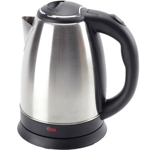 Wholesale electrical appliance 1.8l cordless stainless steel electric kettle