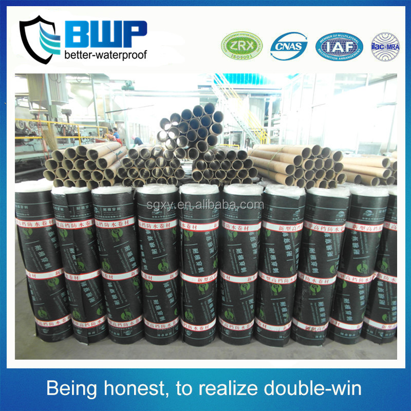 APP modified bitumen waterproof sheet membrane rolls