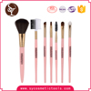 beauty accessories cosmetics mermaid oval makeup brush set