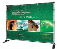 Slim wall ,backdrop media ,banner stands