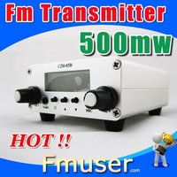 08FSN low power fm transmitter transmissor fm 0.5w CZH-05B