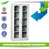knock down design metal filing book storage locker glass display cabinets for sale