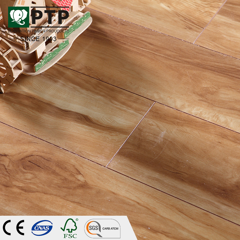 PTP laminate flooring production line laminate flooring mdf