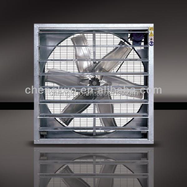 Industrial Wall Exhaust Fan : Industrial wall installed exhaust fan ventilation
